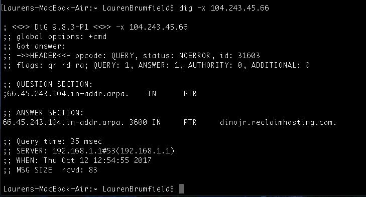 Handy DNS Tools