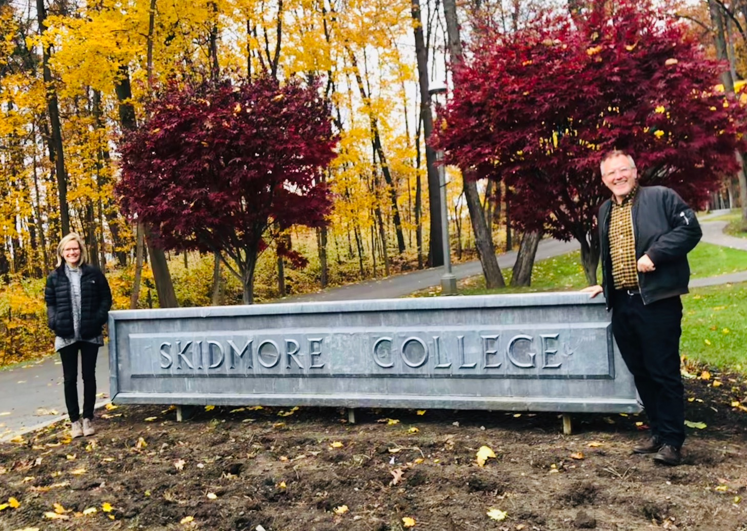 Skidmore Workshop: Reclaim Roadshow
