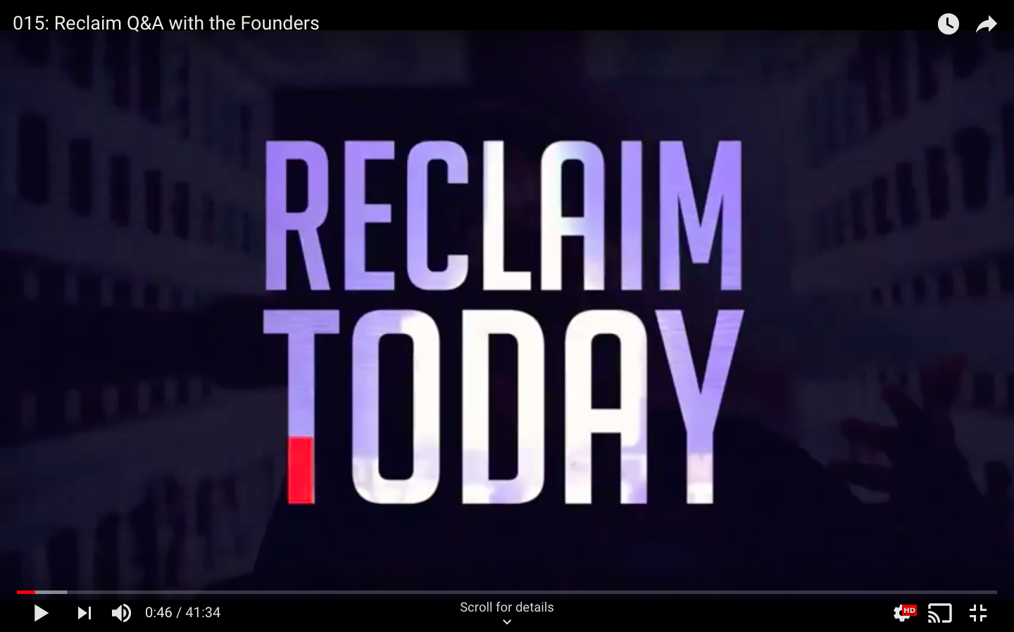 Q&A with Reclaim Hosting CoFounders